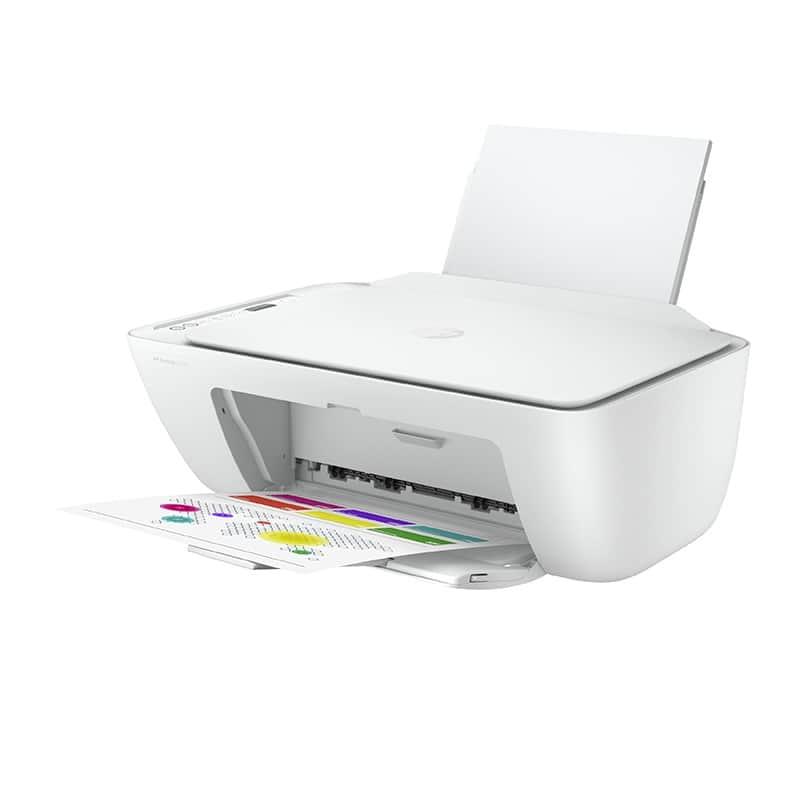 Imprimante multifonction HP Deskjet 2710 - compatible instant ink (photo)