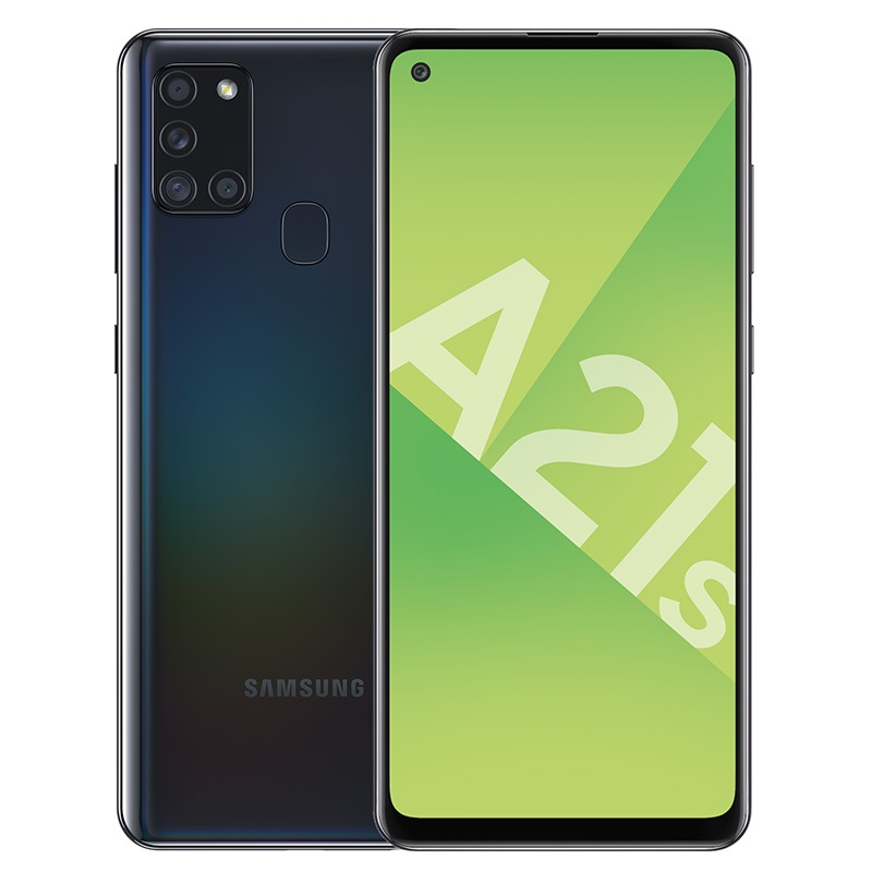 SMARTPHONE SAMSUNG A21s 32Go NOIR (photo)