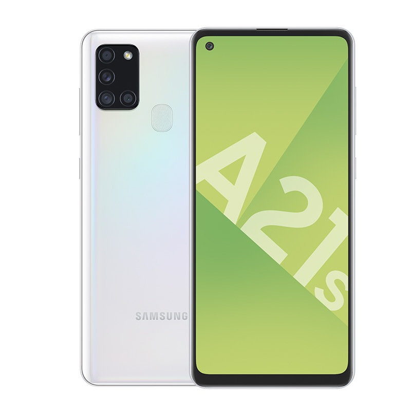 SMARTPHONE SAMSUNG A21s 32Go BLANC (photo)