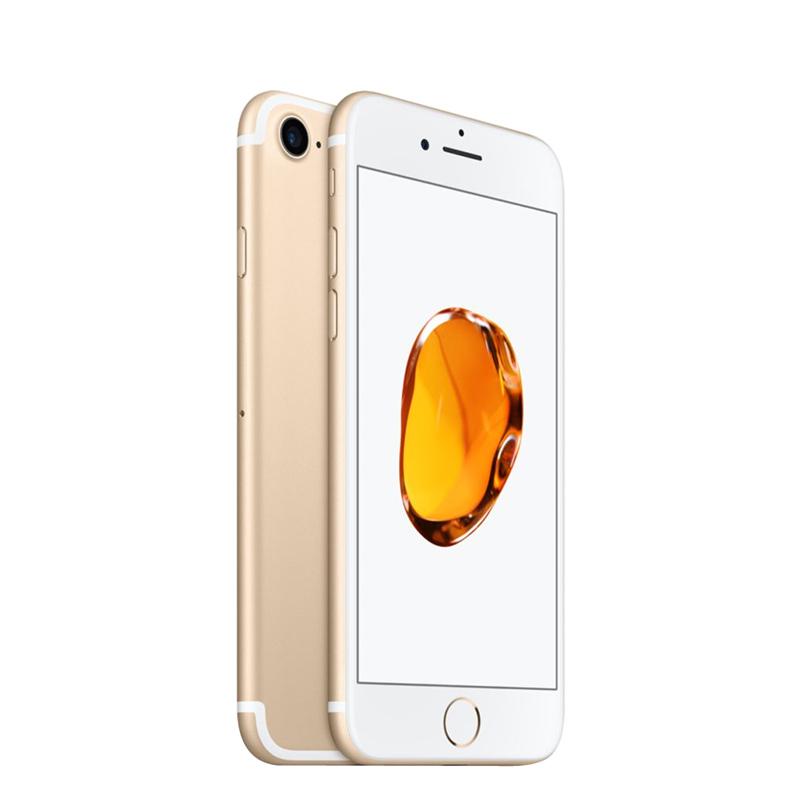 APPLE IPHONE 7 128 GO GOLD RECONDITIONNÉ GRADE EC0 + COQUE (photo)