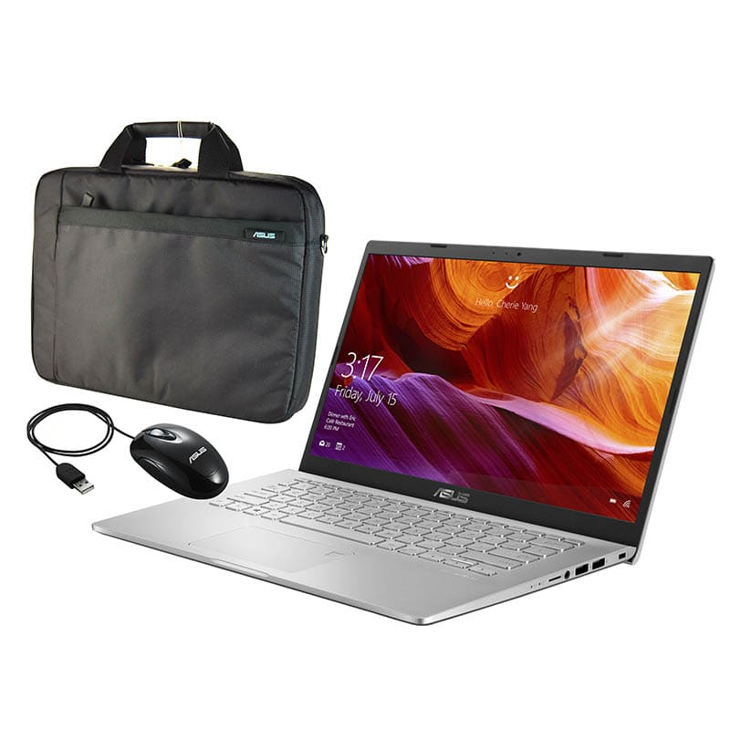 Ordinateur portable 14 ASUS D409BA-BV151T + sacoche + souris (photo)