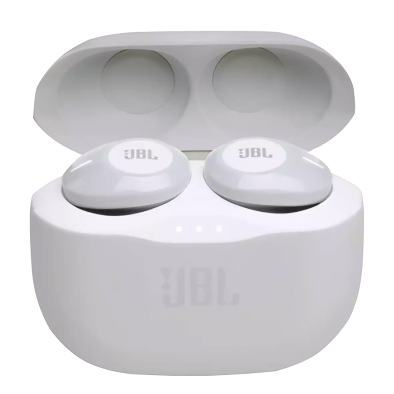 Ecouteurs JBL Tune 120 TWS Blanc (photo)
