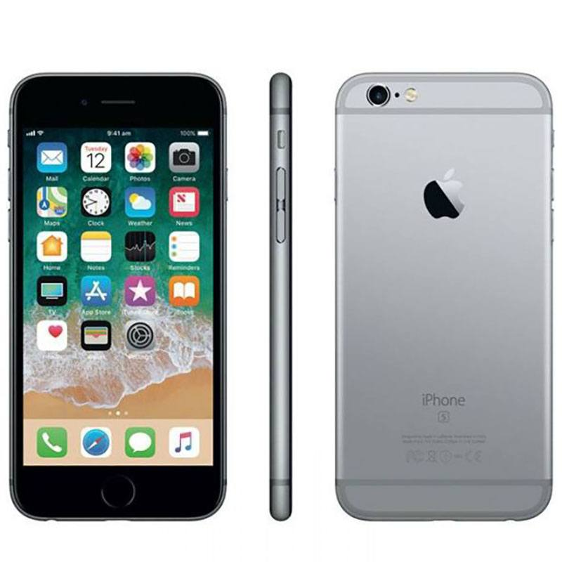 Apple Iphone 6s 64 Go Sidéral Grey Reconditionné Grade Eco (photo)