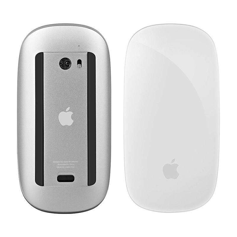Souris APPLE  Magic Mouse Bluetooth reconditionnee grade A (photo)