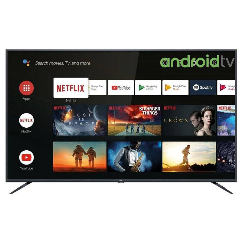 TV UHD 4K TCL 50EP660 Android (photo)