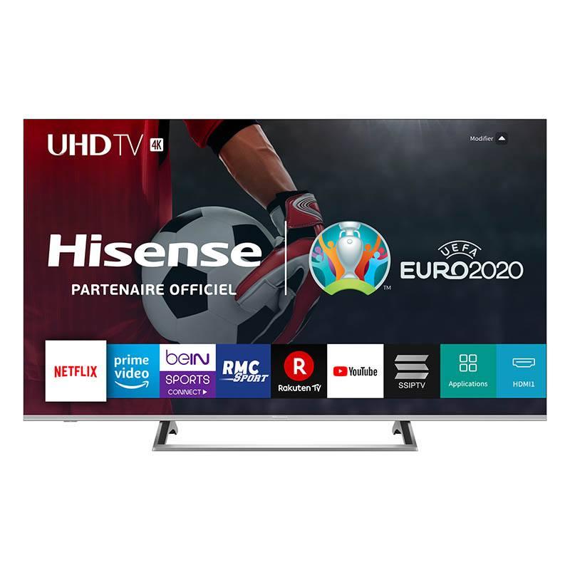TV UHD 4K HISENSE H65B7500 Smart Wifi Bluetooth (photo)