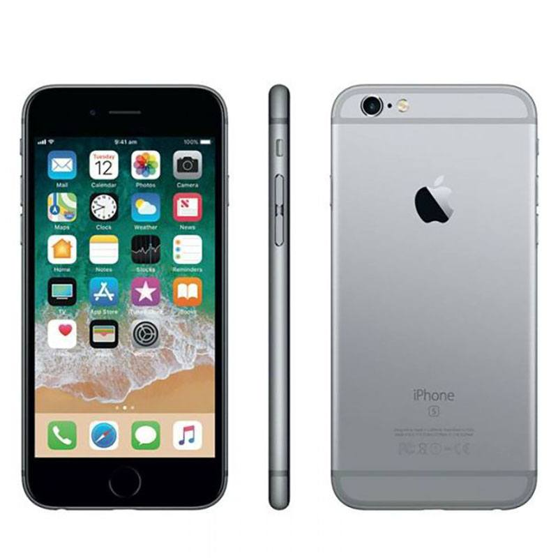 Apple Iphone 6s 16go Sideral Grey Reconditionné Grade Eco (photo)