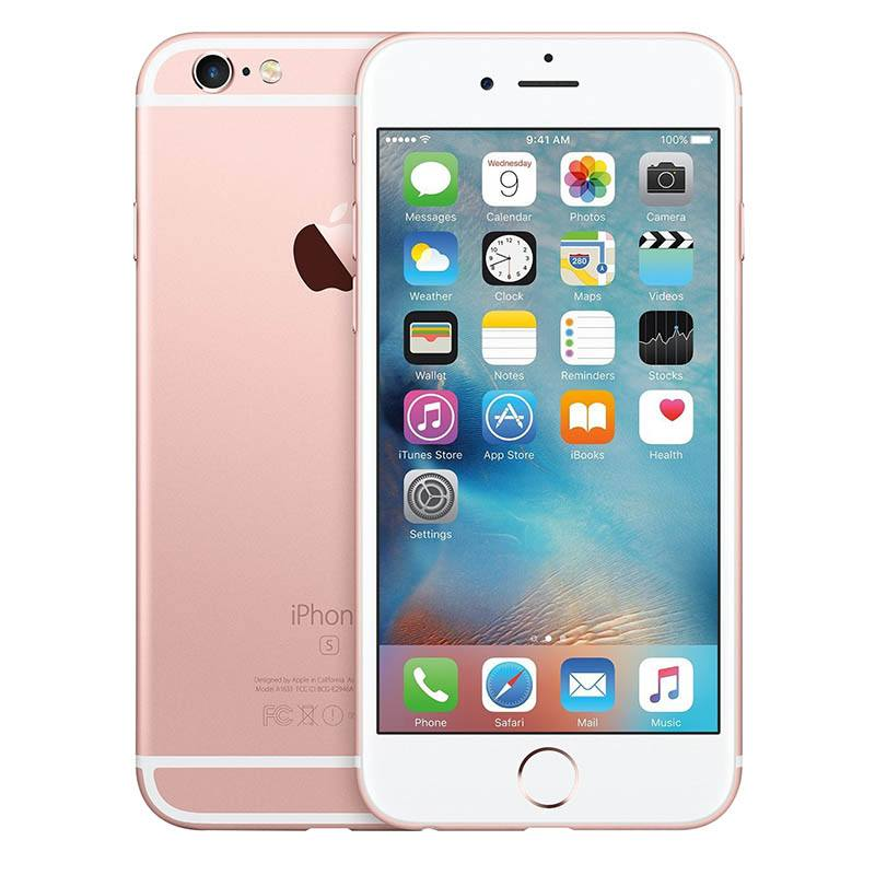 Apple Iphone 6s 16go Pink Gold Reconditionné Grade Eco (photo)