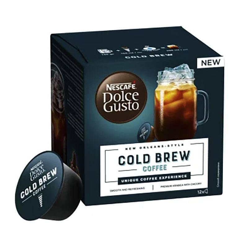 Dosette Dolce Gusto Dosette Cold Brew