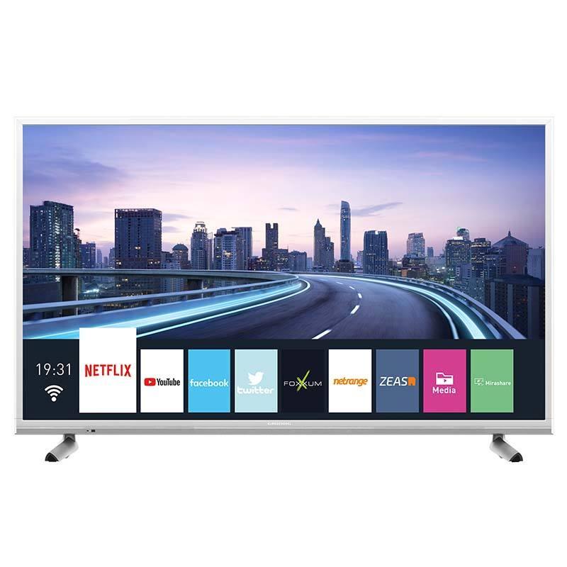 TV 4K GRUNDIG 49VLX7850WP smart Wifi (photo)
