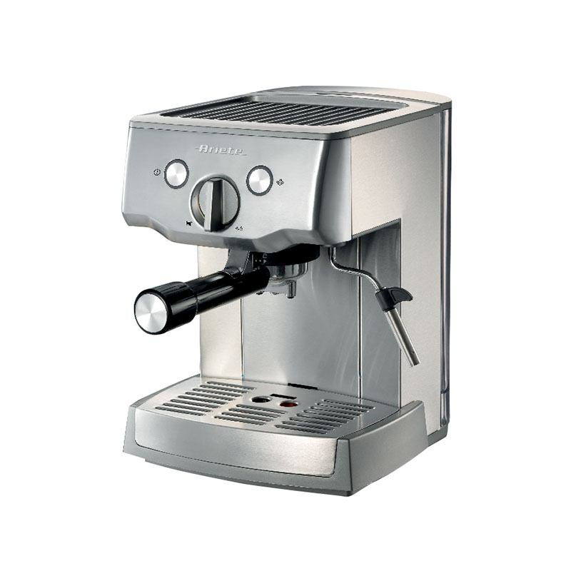 Machine à Expresso Pompe Ariete 1324 Inox 1000w (photo)