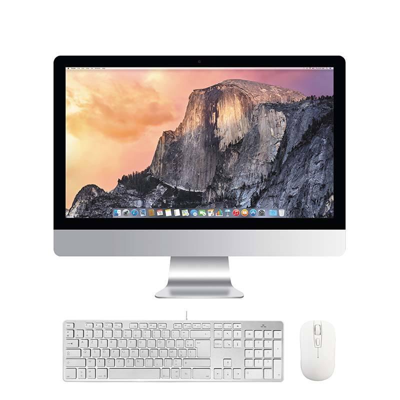 Apple iMac 21,5 i5 / 500 go / 8 go  reconditionne grade A+ (photo)