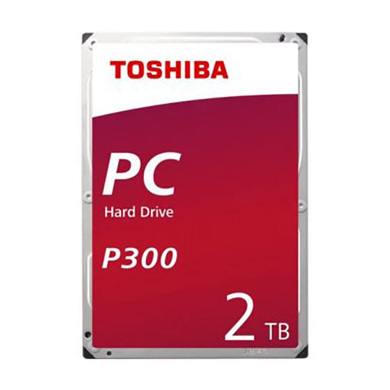 Disque Dur Interne 3,5 Toshiba 3,5' 2to P300 7200tours (photo)