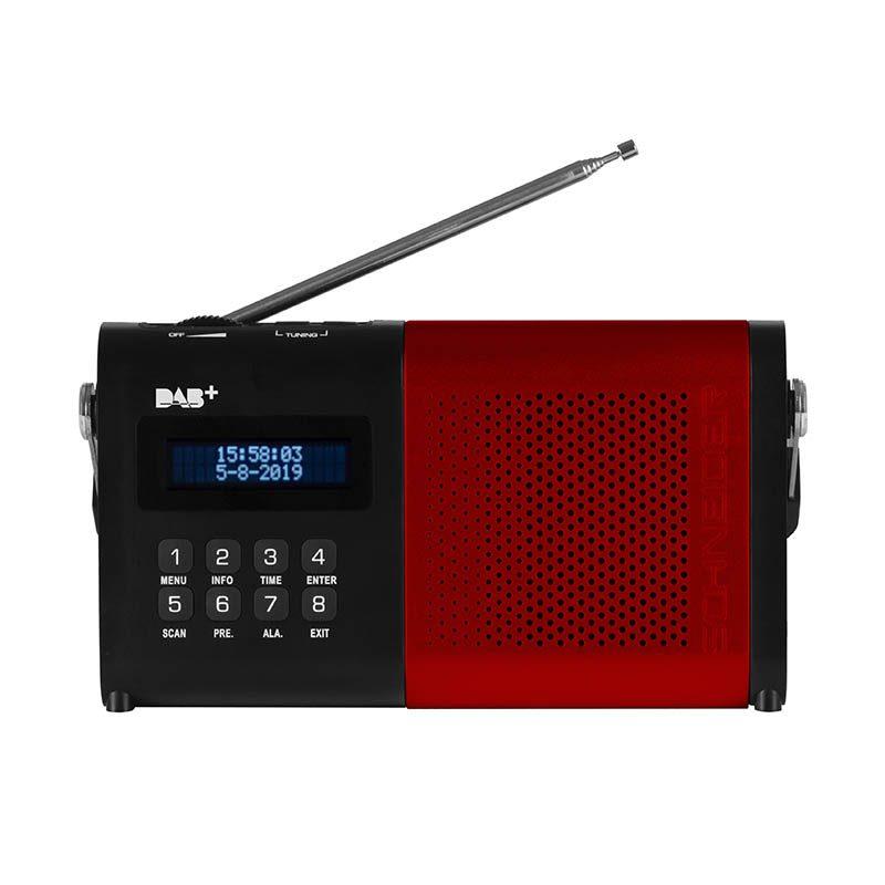 Radio Schneider Sc180aclred (photo)