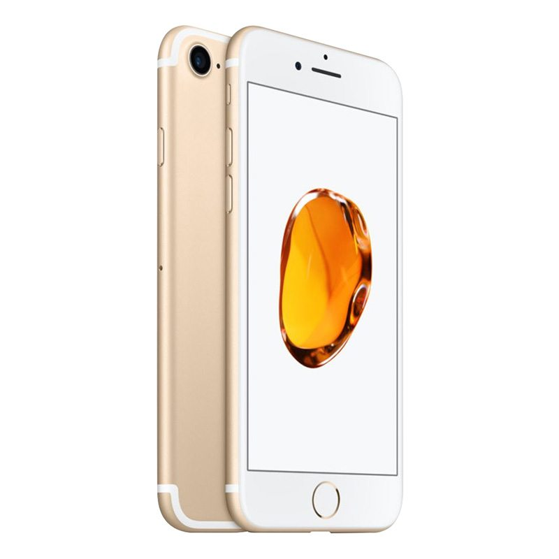 APPLE iPhone 7 128 Go Gold reconditionne grade A+ (photo)