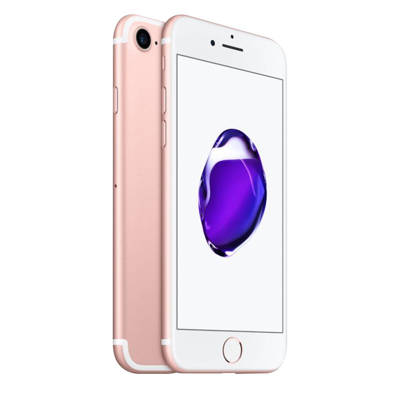 APPLE iPhone 7 128 Go Pink Gold reconditionne grade A+ (photo)