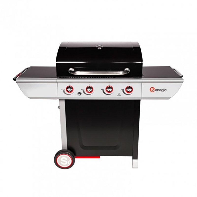 Barbecue Gaz Somagic 4 Brûleurs Manhattan