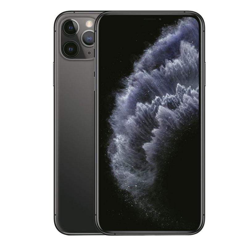 APPLE IPHONE 11 PRO MAX 64 GO GRIS SIDERAL RECONDITIONNE GRADE A+ (photo)