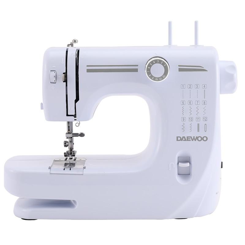 Machine à Coudre Daewoo Dswm-901 + Kit De Couture (photo)