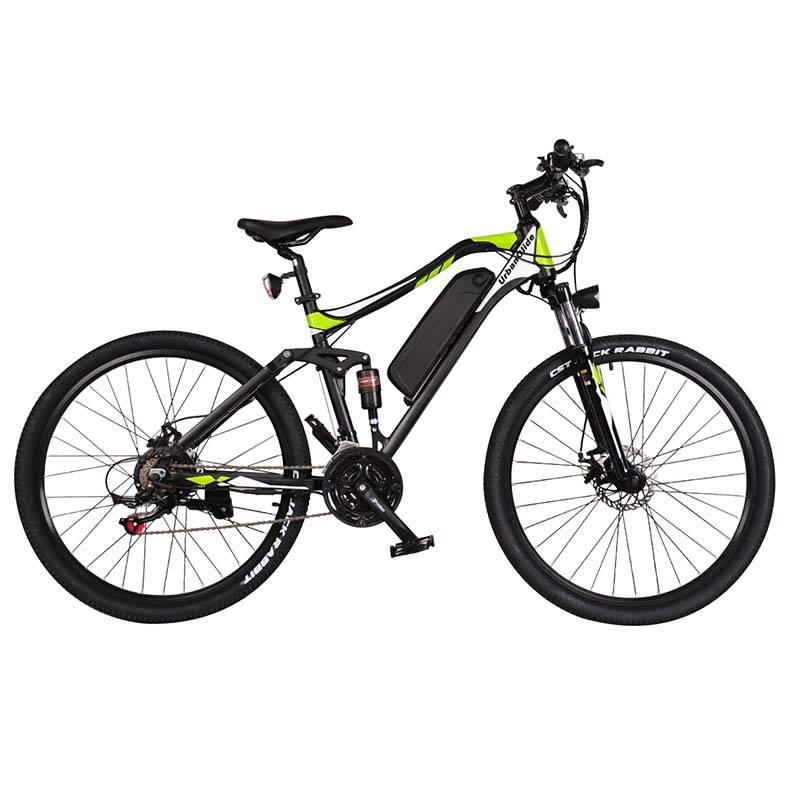 Vélo à Assistance électrique Urbanglide F2 Noir