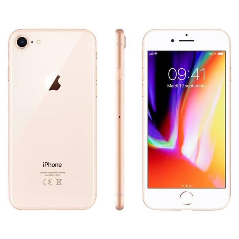 APPLE IPHONE 8 256GO GOLD RECONDITIONNÉ GRADE A+ (photo)