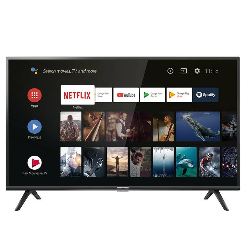 Tv Hd Tcl 32es563 Android (photo)