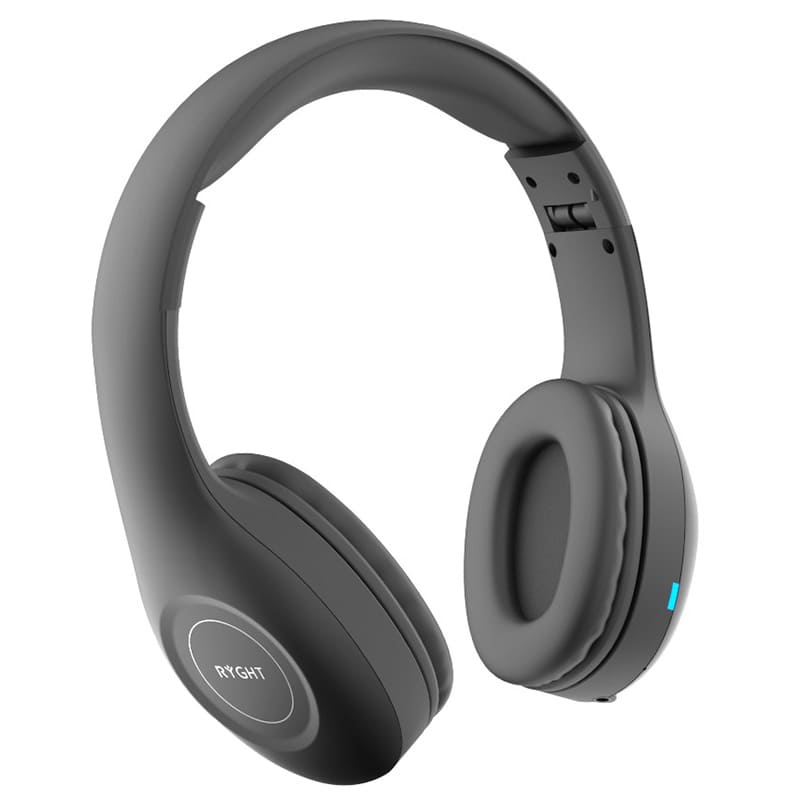 Casque Ryght Bluetooth Dexo Noir