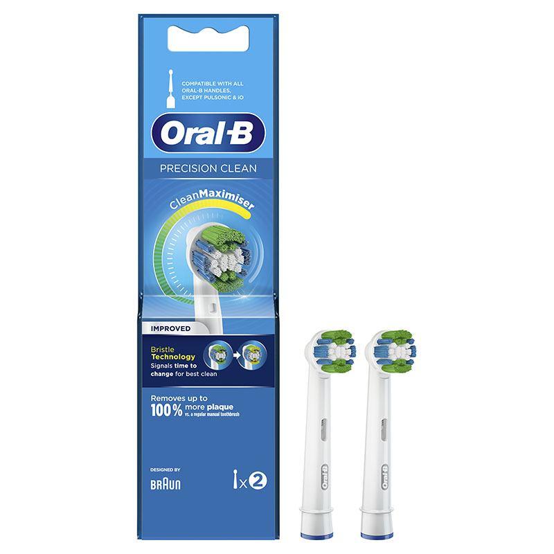 Brossettes ORAL-B PRECISION CLEAN MAX (photo)
