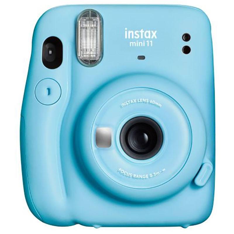 Appareil Photo Instantané Fujifilm Instax Mini 11 Bleu (photo)