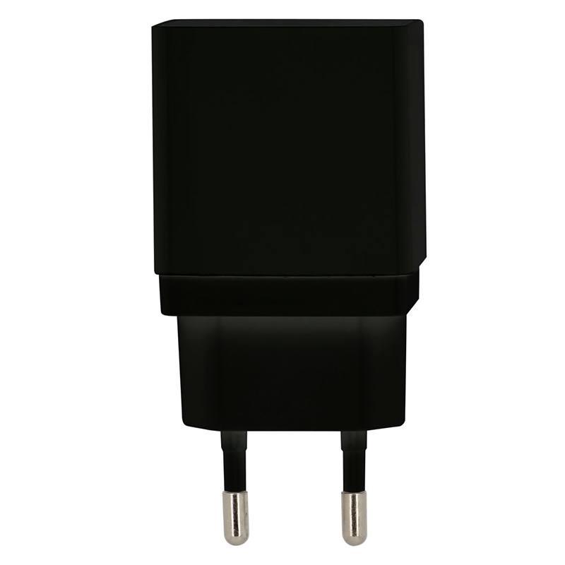 Chargeur Téléphone Fujionkyo Secteur 2usb 2,4a Noir