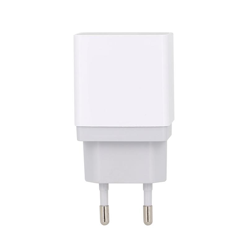 Chargeur Téléphone Fujionkyo Secteur 2usb 2,4a Blanc