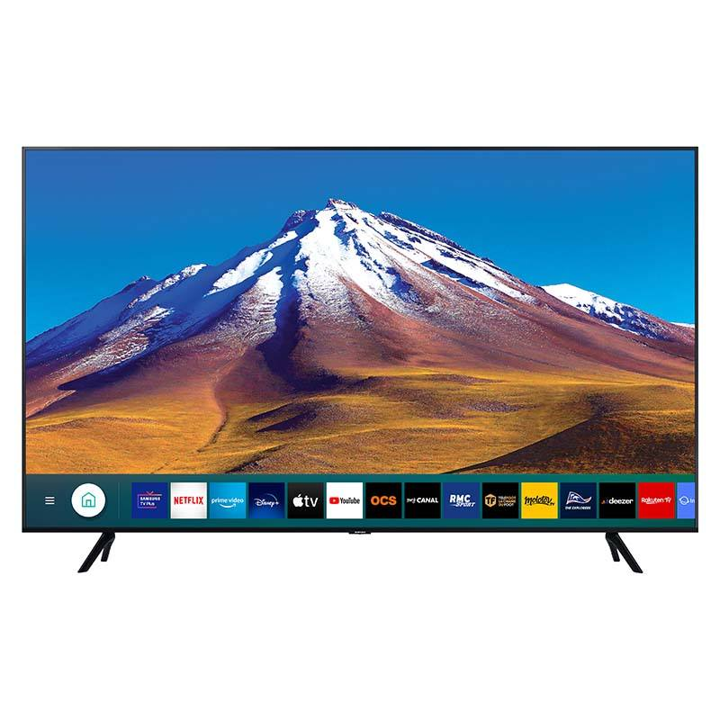 Tv Uhd 4k Samsung 55tu7025 Smart (photo)