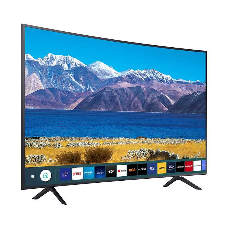 Tv Uhd 4k Samsung 65tu8305 Incurvé Smart (photo)