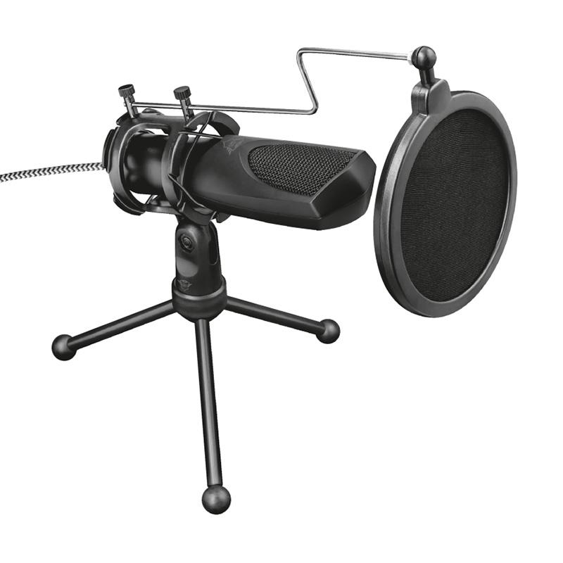 Microphone Streaming Trust Mantis (photo)