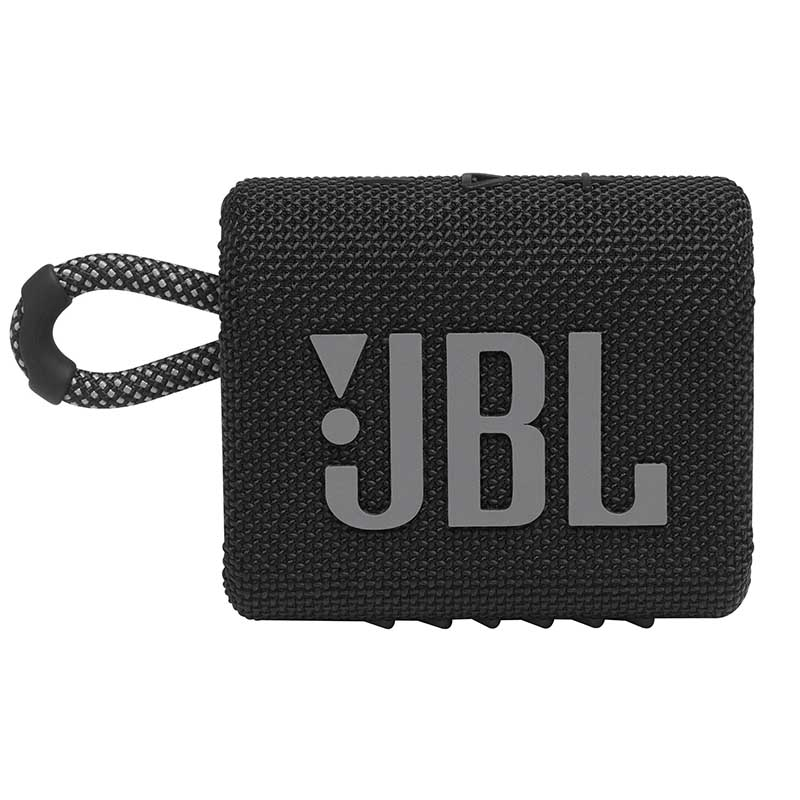 Enceinte Jbl Go 3 Noir (photo)
