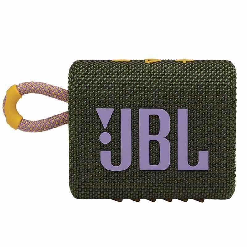 Enceinte Jbl Go 3 Vert