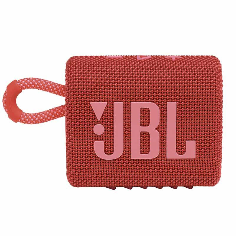 Enceinte Jbl Go 3 Rouge (photo)