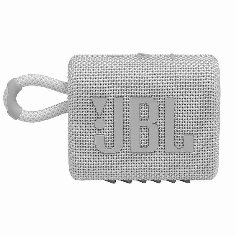 Enceinte Jbl Go3 Blanc (photo)