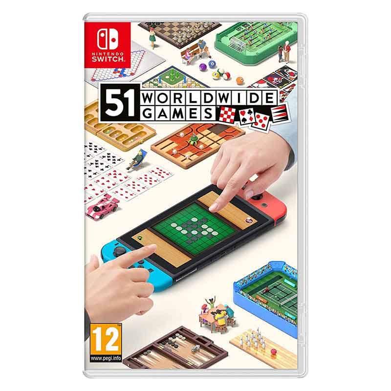 Jeu Vidéo Nintendo Jeu Switch 51 Worldwide (photo)