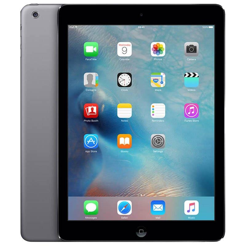 Apple Ipad 5 128go Wifi Gris Reconditionné Grade A+ (photo)