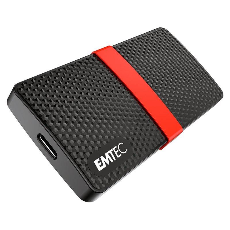 Ssd Externe Emtec 512go 3.1 Gen2 X200 (photo)