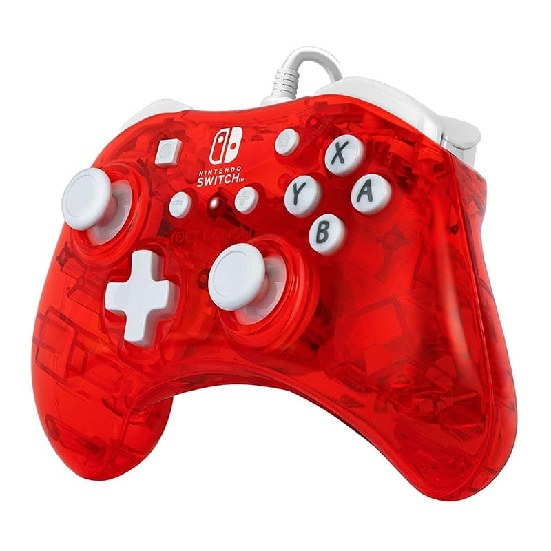 Manette Pdp Filiaire Rock Candy Rouge