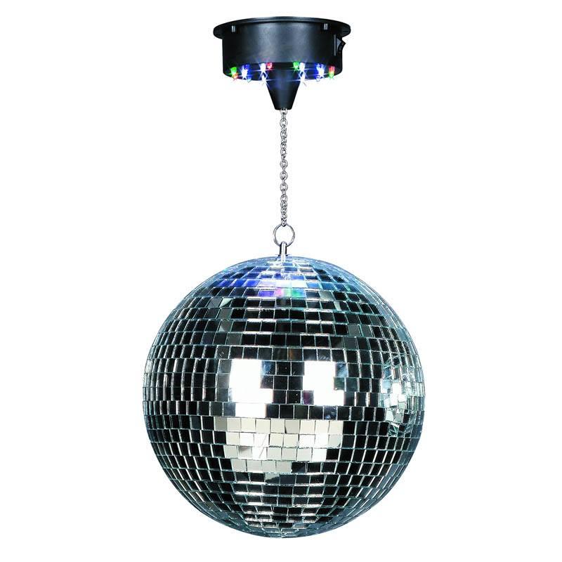 Jeu De Lumières Ibiza Disco1-30 Light Boule Facettes