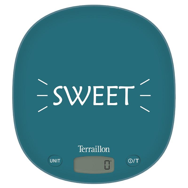 Balance electronique TERRAILLON Macaron One Sweet (photo)