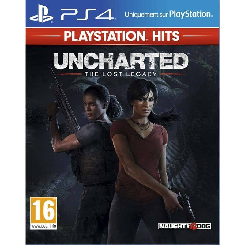 Jeu Vidéo Sony Uncharted The Lost Legacy Pour Ps4 (photo)