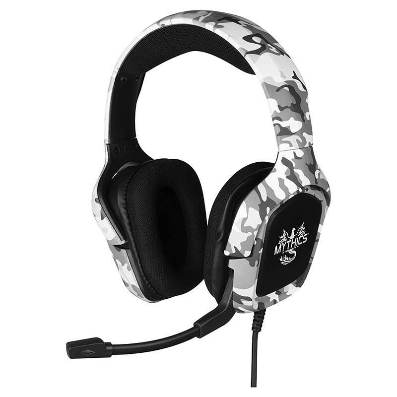 Casque Micro Konix Ares Camouflage Universel (photo)