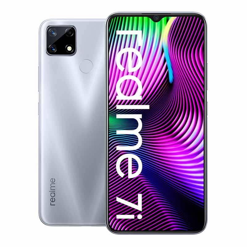 Smartphone Realme 7i 64go Gris