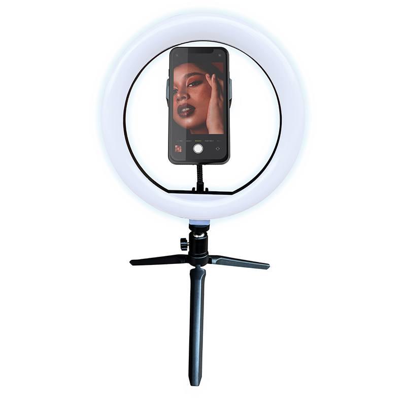 Kit Anneau Led + Trépied Pour Selfie Mobility Lab