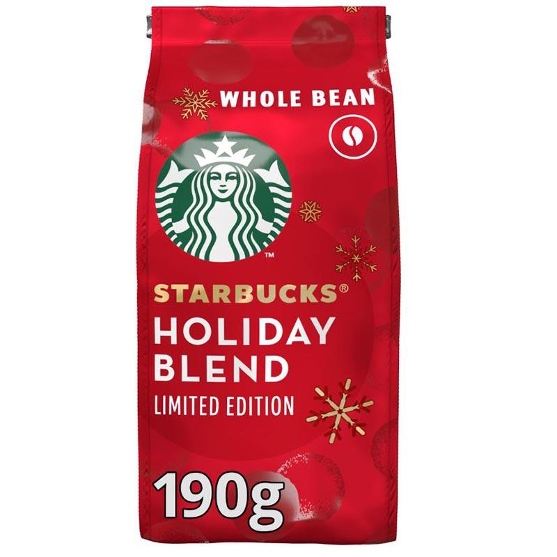 Café Grains Starbucks Holiday Blend