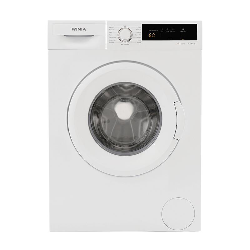 Lave-linge Hublot 6 Kg Winia Wvd-06t0ww12u